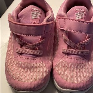 Nike size 5 pink sneakers